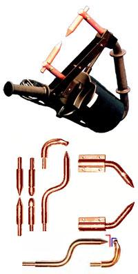 Ручной сварочный аппарат контактной сварки ТОР (8 кг; 2 кВт) Ручной аппарат контактной сварки контактная сварка Сварка Сварочное